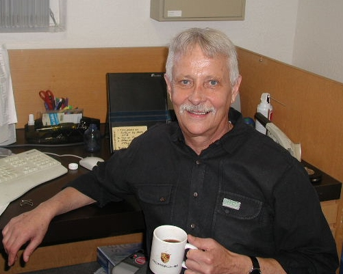 Photo of Dr. Duehn